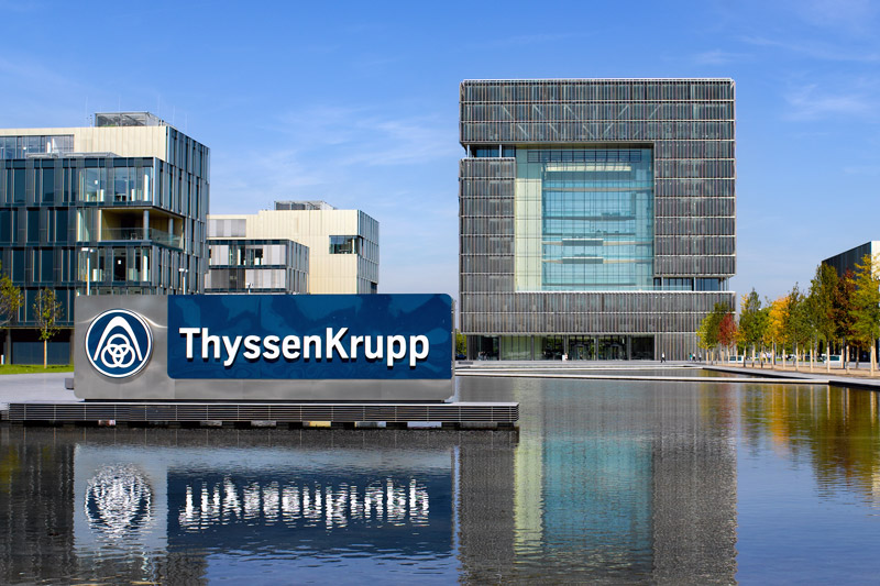 ThyssenKrupp Headquarter, Essen